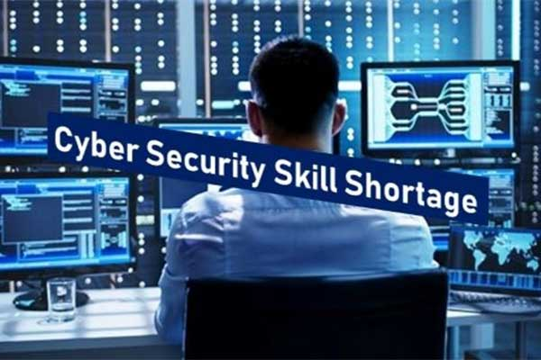 The Cybersecurity Skill Shortage Epidemic